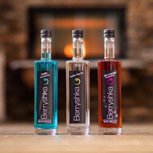 gin izdelki berryshka