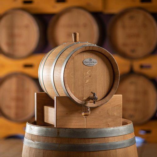 whiskey posvoji sodcek intro berryshka